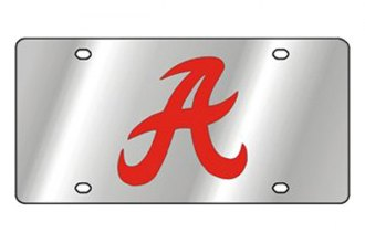 Eurosport Daytona® 1995-BAMA2 - Collegiate University of Alabama License Plate