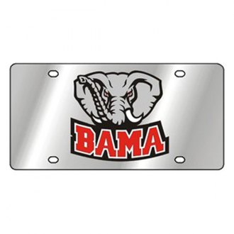 Eurosport Daytona® 1995-BAMA3 - Collegiate University of Alabama License Plate