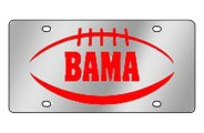 Eurosport Daytona® - University of Alabama License Plate