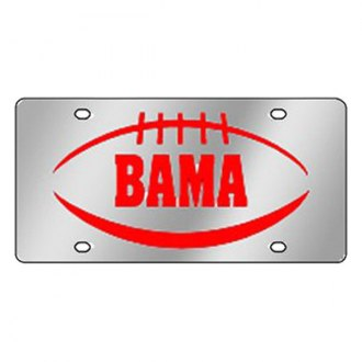 Eurosport Daytona® - Collegiate University of Alabama License Plate