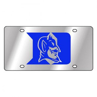 Eurosport Daytona® - Collegiate Duke University License Plate
