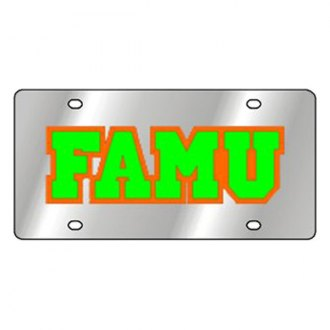 Eurosport Daytona® - Collegiate Florida A&M University License Plate