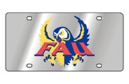 Eurosport Daytona® - University of Florida Atlantic License Plate