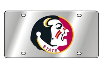 Eurosport Daytona® 1995-FSU1 - Collegiate Florida State University License Plate