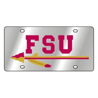 Eurosport Daytona® - Collegiate Florida State University License Plate