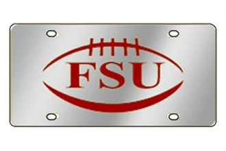 Eurosport Daytona® 1995-FSU6 - Collegiate Florida State University License Plate