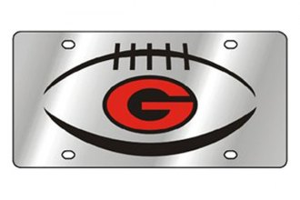 Eurosport Daytona® 1995-GEOR2 - Collegiate University of Georgia License Plate