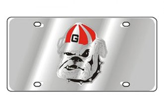 Eurosport Daytona® 1995-GEOR8 - Collegiate University of Georgia License Plate