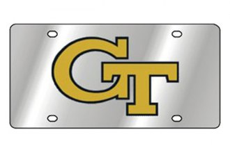 Eurosport Daytona® 1995-GT1 - Collegiate Georgia Tech License Plate
