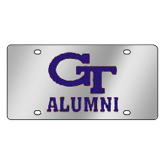Eurosport Daytona® - Collegiate Georgia Tech License Plate