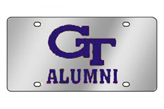 Eurosport Daytona® 1995-GT4 - Collegiate Georgia Tech License Plate