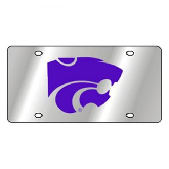 Eurosport Daytona® - Collegiate Kansas State License Plate