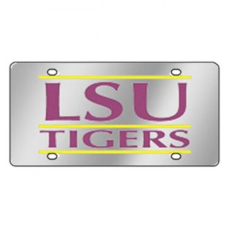 Eurosport Daytona® - Collegiate Louisiana State License Plate