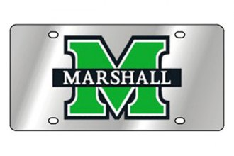Eurosport Daytona® - Collegiate Marshall University License Plate