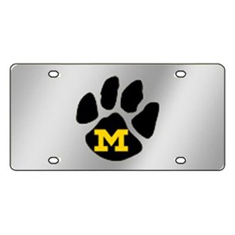 Eurosport Daytona® - Collegiate Missouri University License Plate