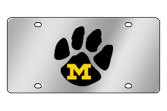 Eurosport Daytona® 1995-MISO1 - Collegiate Missouri University License Plate