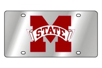 Eurosport Daytona® 1995-MISS1 - Collegiate Mississippi State License Plate