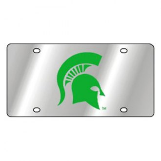 Eurosport Daytona® - Collegiate Michigan State University License Plate