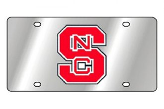 Eurosport Daytona® 1995-NCSU1 - Collegiate North Carolina State University License Plate