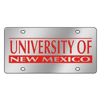 Eurosport Daytona® 1995-NM2 - Collegiate University of New Mexico License Plate