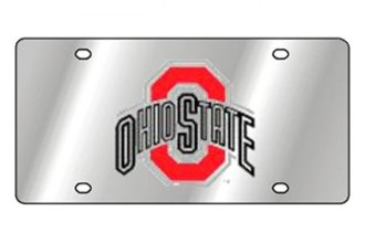 Eurosport Daytona® 1995-OSU2 - Collegiate Ohio State University License Plate