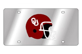 Eurosport Daytona® - Collegiate Oklahoma University License Plate