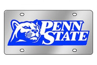 Eurosport Daytona® - Collegiate Penn State University License Plate