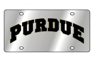 Eurosport Daytona® - Collegiate Purdue University License Plate