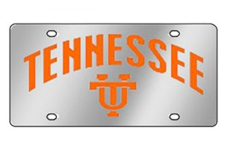 Eurosport Daytona® 1995-TENN3 - Collegiate University of Tennessee License Plate