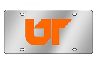 Eurosport Daytona® 1995-TENN8 - Collegiate University of Tennessee License Plate