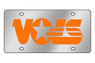 Eurosport Daytona® - University of Tennessee License Plate