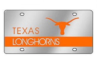 Eurosport Daytona® 1995-TEX1 - Collegiate University of Texas License Plate