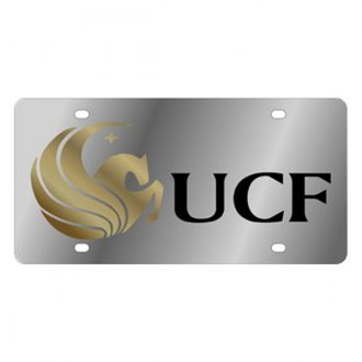 Eurosport Daytona® - Collegiate University of Central Florida License Plate