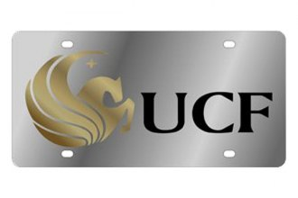Eurosport Daytona® 1995-UCF1 - Collegiate University of Central Florida License Plate