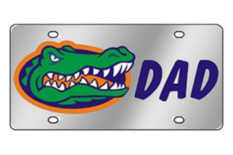 Eurosport Daytona® - Collegiate University of Florida - Dad License Plate