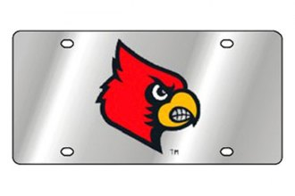 Eurosport Daytona® - Collegiate University of Louisville License Plate