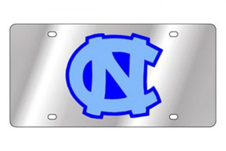 Eurosport Daytona® - Collegiate University of North Carolina License Plate