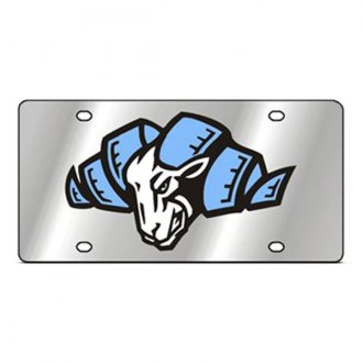 Eurosport Daytona® - Collegiate License Plate