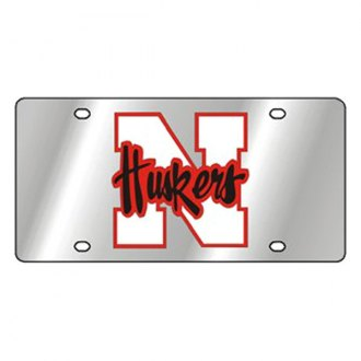Eurosport Daytona® - Collegiate University of Nebraska License Plate