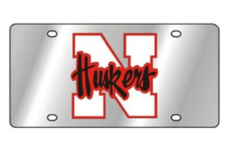 Eurosport Daytona® 1995-UNEB1 - Collegiate University of Nebraska License Plate
