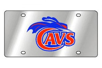 Eurosport Daytona® - Collegiate University of Virginia License Plate