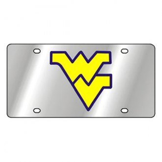 Eurosport Daytona® - Collegiate University of West Virginia License Plate