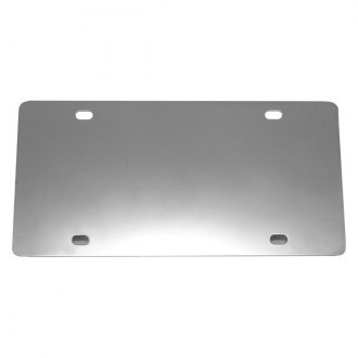 Eurosport Daytona® - Stainless Steel Polished Blank Plate