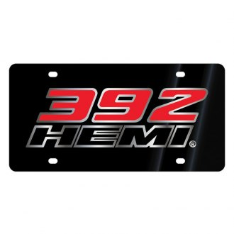 Eurosport Daytona® - License Plate with 39Z Hemi Logo