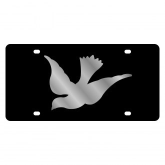 Eurosport Daytona® - LSN License Plate with Dove Logo