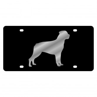 Eurosport Daytona® - LSN License Plate with Dog Logo