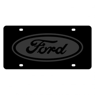 Eurosport Daytona® - Ford Motor Company License Plate with Ford Logo