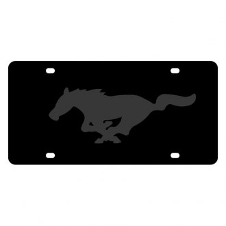 Eurosport Daytona® - Ford Motor Company License Plate with Mustang Logo