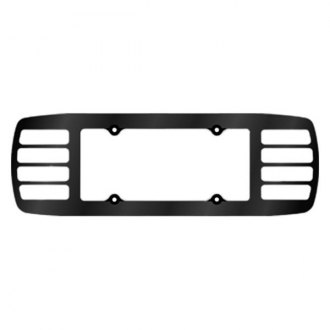 eurosport daytona license plate frame louver