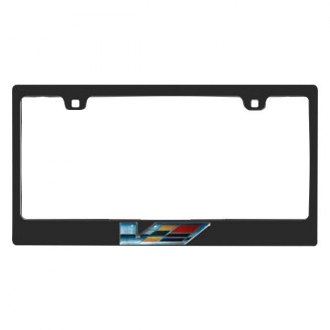 Eurosport Daytona® - GM License Plate Frame with V-Series Emblem